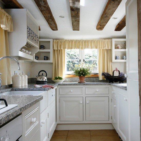 Фотография: Кухня и столовая в стиле Прованс и Кантри, Интерьер комнат, HOFF, Советы – фото на INMYROOM