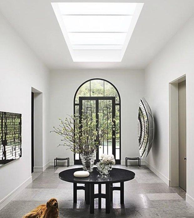 Фотография: Прихожая в стиле Эклектика, Декор интерьера, Дом, Мебель и свет, Футуризм – фото на INMYROOM