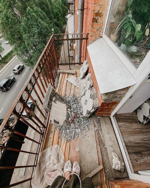 Фотография:  в стиле , Ремонт на практике, ремонт сталинки – фото на INMYROOM