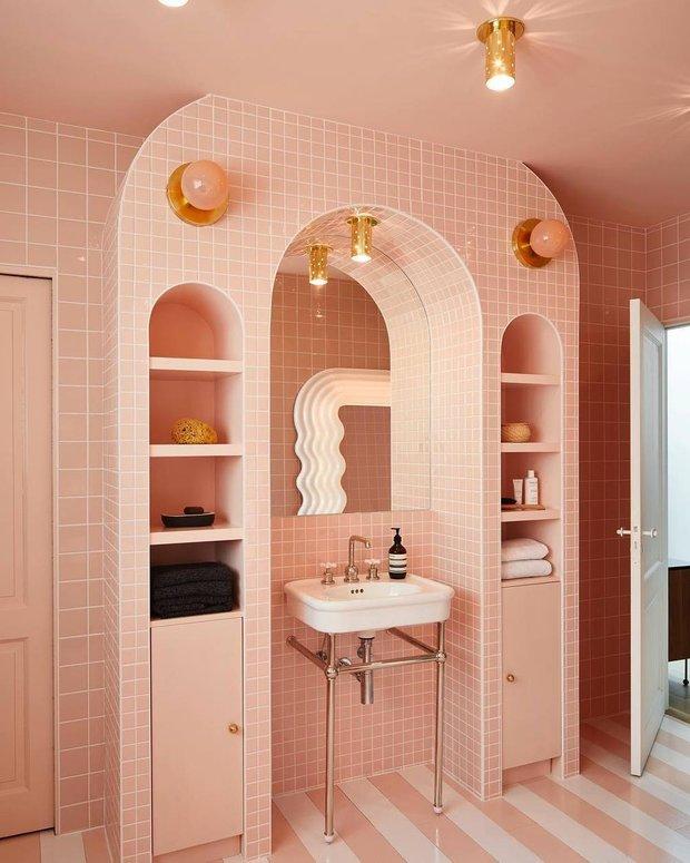 Фотография: Ванная в стиле Эклектика, Вдохновение – фото на INMYROOM