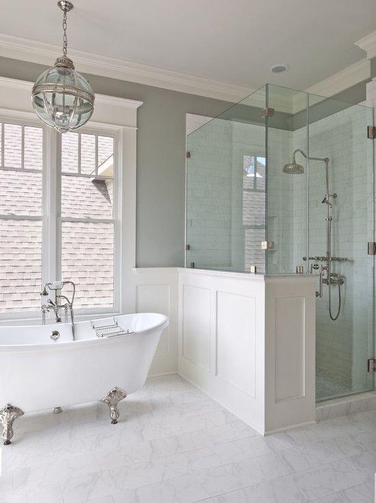 Фотография: Ванная в стиле Прованс и Кантри, Мебель и свет, Советы, Ремонт на практике – фото на INMYROOM