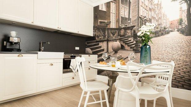 Фотография: Кухня и столовая в стиле Современный, Декор интерьера, Малогабаритная квартира, Польша – фото на INMYROOM