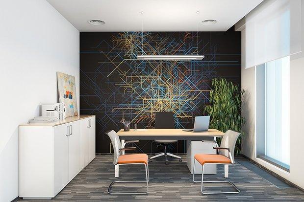 Фотография: Офис в стиле Современный, Советы, Умный дом, Real Intellect, как обустроить офис – фото на INMYROOM
