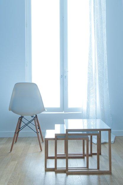 Фотография: Спальня в стиле Прованс и Кантри, Скандинавский, Декор интерьера, Малогабаритная квартира, Квартира, Дома и квартиры – фото на INMYROOM