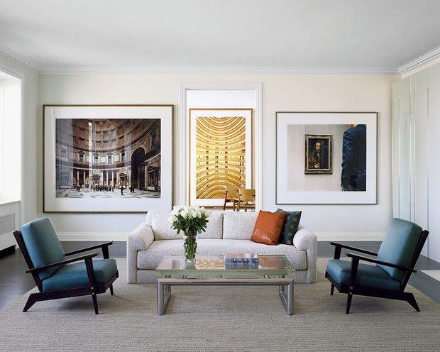 Фотография: Гостиная в стиле Современный, Декор интерьера, Квартира, Дома и квартиры, Минимализм, Стены – фото на INMYROOM