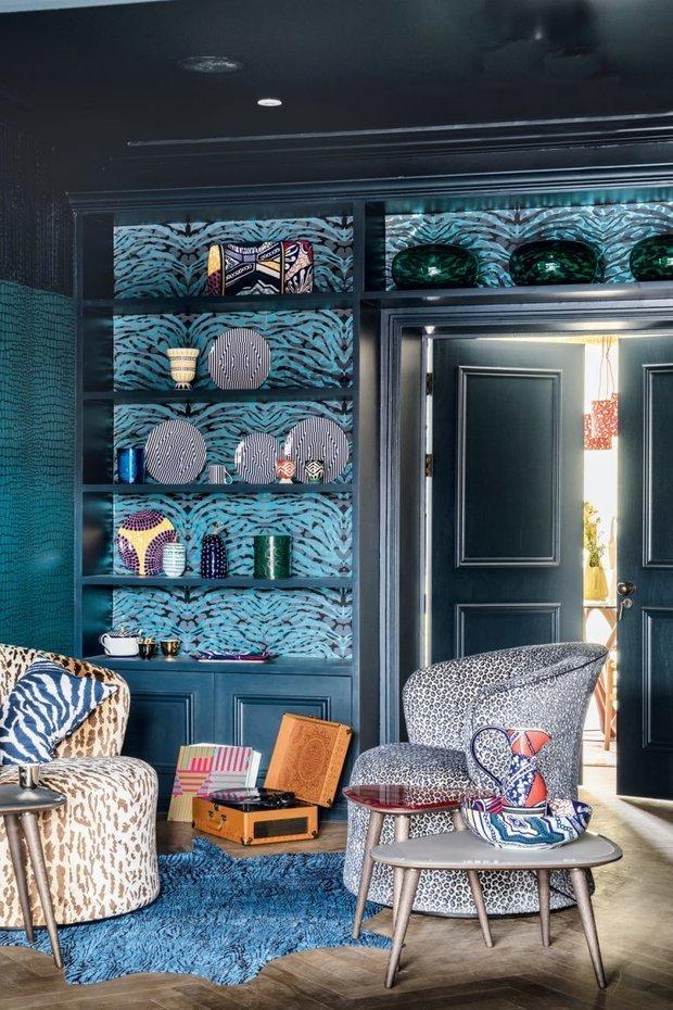 Фотография: Гостиная в стиле Эклектика, Вдохновение – фото на INMYROOM