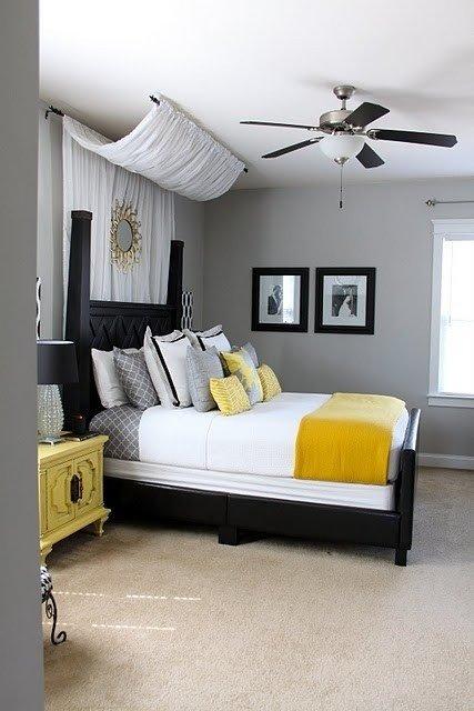 Фотография: Спальня в стиле Современный, Декор интерьера, Дом, Декор дома, Мансарда – фото на InMyRoom.ru
