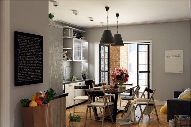 Фотография:  в стиле , Кухня и столовая, Советы, Ремонт на практике, Степан Бугаев, «Победа дизайна» – фото на INMYROOM