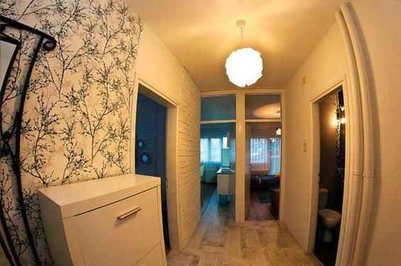 Фотография: Гостиная в стиле Скандинавский, DIY, Малогабаритная квартира, Квартира, Дома и квартиры – фото на INMYROOM