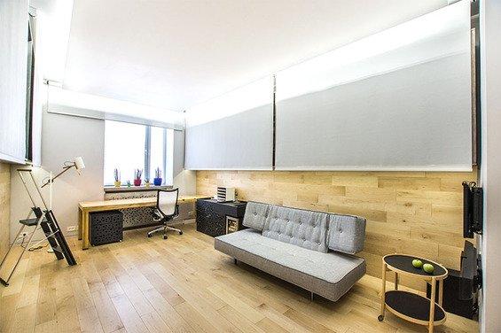 Фотография: Офис в стиле Лофт, Гостиная, Декор интерьера, Интерьер комнат – фото на INMYROOM
