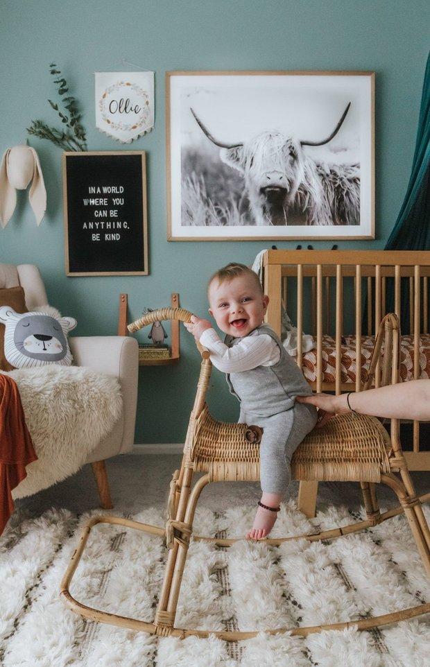 Фотография:  в стиле , Детская, Советы, Karcher, Ольга Кашпурова, дети, пароочиститель, новорожденный, рождение малыша, прибавление в семье – фото на INMYROOM