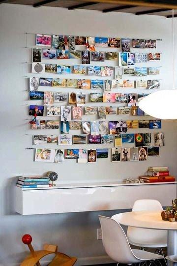 Фотография: Декор в стиле Скандинавский, Современный, Декор интерьера, Квартира, Аксессуары, Советы, чем украсить пустую стену, идеи декора пустой стены – фото на INMYROOM