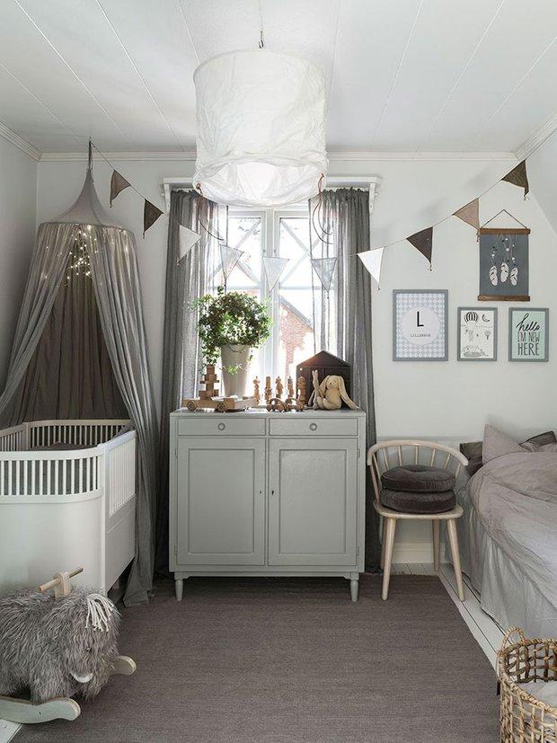 Фотография: Детская в стиле Скандинавский, Декор интерьера, Дом, Швеция, Эко – фото на INMYROOM