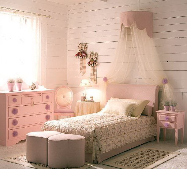 Фотография: Детская в стиле Прованс и Кантри, Спальня, Декор интерьера, Интерьер комнат – фото на InMyRoom.ru