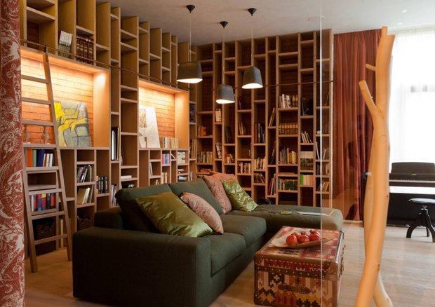 Дизайн: студия «МК-Интерио»