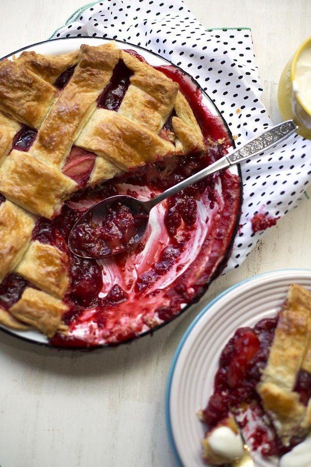 Фотография:  в стиле , Закуска, Десерт, Слоеное тесто – фото на INMYROOM