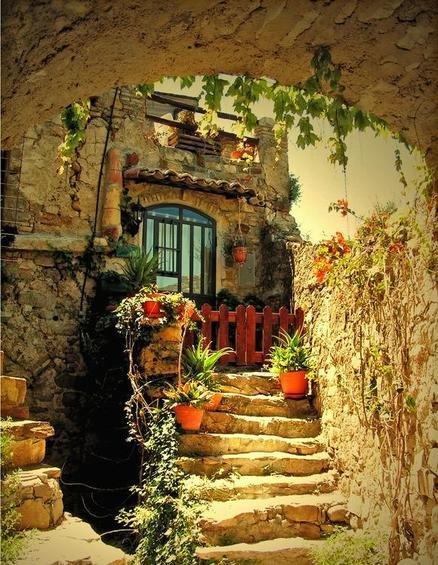 Фотография: Ландшафт в стиле , Дом, Дома и квартиры – фото на INMYROOM