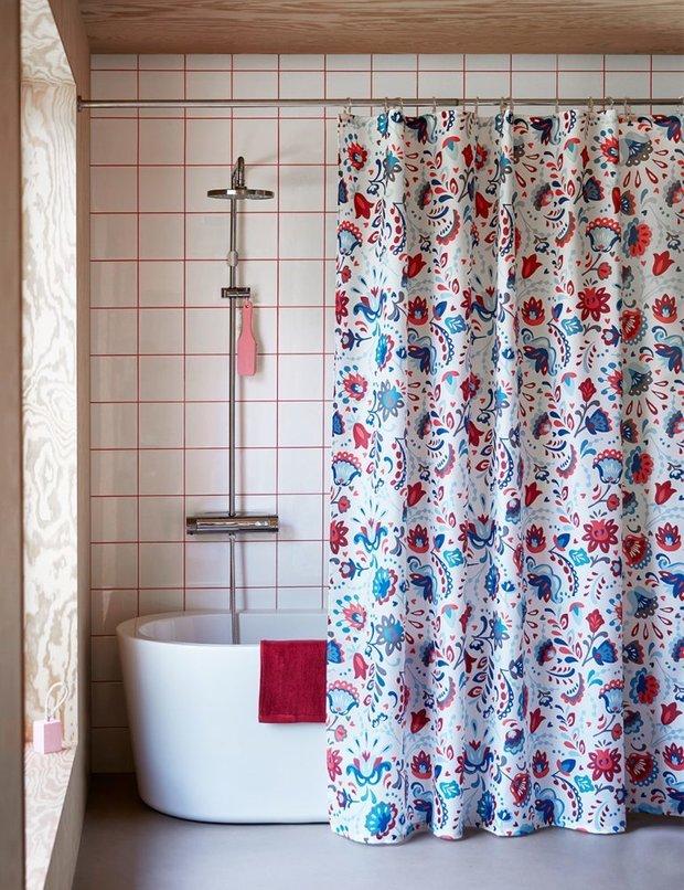 Фотография: Ванная в стиле Скандинавский, Гид, ИКЕА – фото на INMYROOM