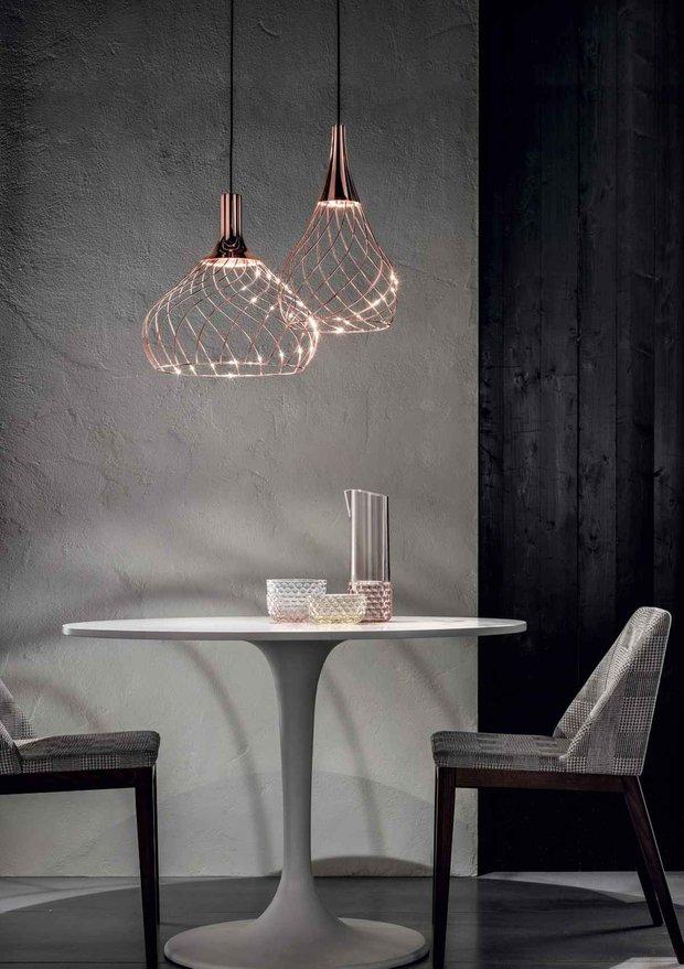 Фотография: Кухня и столовая в стиле Лофт, Мебель и свет, Советы, Руслан Кирничанский – фото на INMYROOM