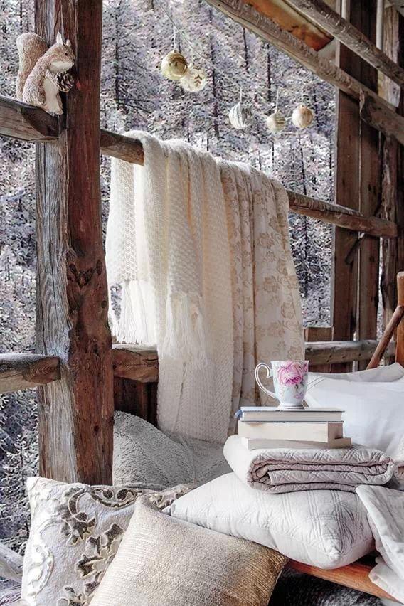 Фотография: Балкон, Терраса в стиле Скандинавский, Интерьер комнат – фото на INMYROOM