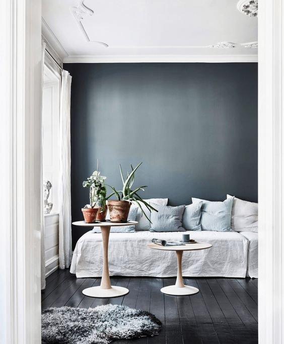Фотография: Гостиная в стиле Скандинавский, Декор интерьера, Зеленый, Бежевый, Серый, Розовый, Голубой – фото на INMYROOM