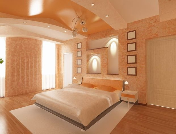 Фотография: Планировки в стиле , Спальня, Современный, Декор интерьера, Квартира, Дом, Декор, Ремонт на практике – фото на INMYROOM