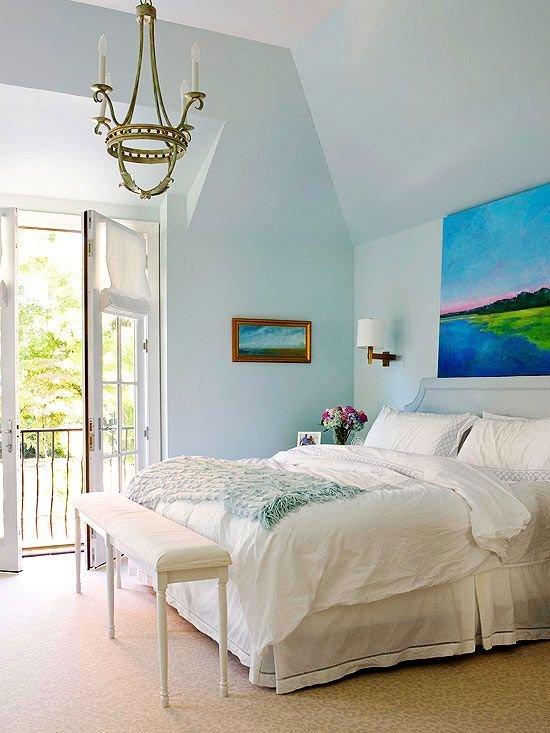 Фотография: Спальня в стиле , Декор интерьера, Дизайн интерьера, Подушки, Морской – фото на INMYROOM