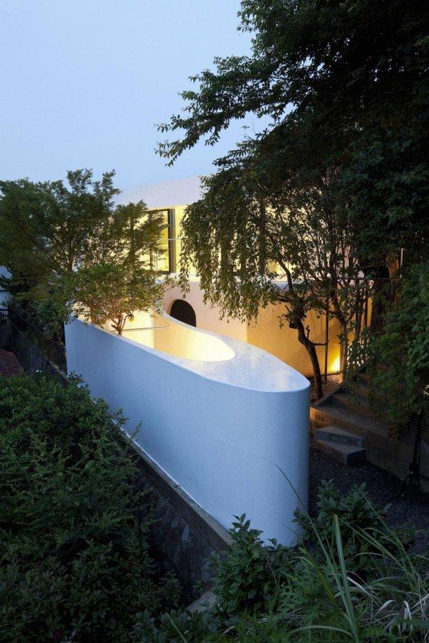 Фотография: Архитектура в стиле Современный, Дом, Дома и квартиры – фото на INMYROOM