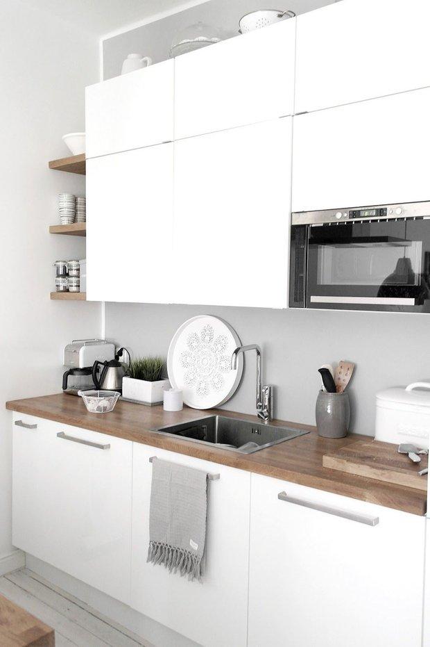 Фотография: Кухня и столовая в стиле Скандинавский, Советы, Надежда Кузина – фото на INMYROOM