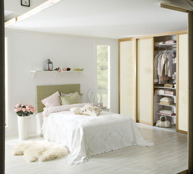 Фотография: Спальня в стиле Скандинавский, Интерьер комнат, Советы – фото на INMYROOM