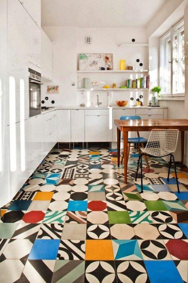 Фотография: Кухня и столовая в стиле Скандинавский, Советы, Ремонт, Ремонт на практике – фото на INMYROOM