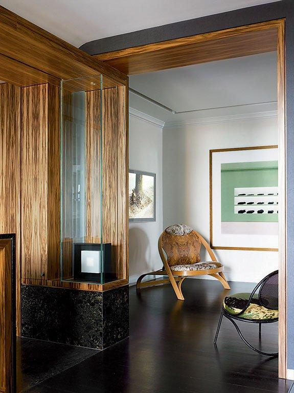 Фотография:  в стиле Современный, Декор интерьера, Квартира, Дома и квартиры, Минимализм, Стены – фото на INMYROOM