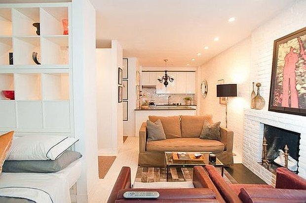Фотография: Гостиная в стиле Современный, Квартира, Дома и квартиры, IKEA, Стена – фото на INMYROOM