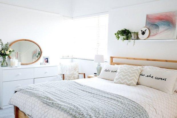 Фотография: Спальня в стиле Скандинавский, Гид – фото на INMYROOM