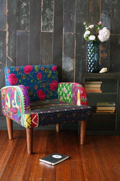 Фотография: Мебель и свет в стиле Прованс и Кантри, Декор интерьера, Текстиль, Декор, Декор дома, Пэчворк – фото на INMYROOM