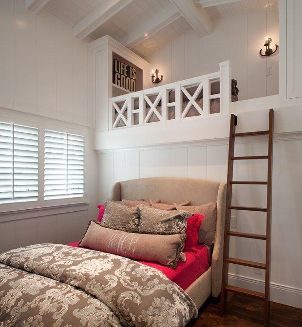 Фотография: Спальня в стиле Лофт, Современный,  – фото на INMYROOM