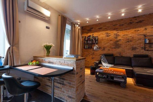 Фотография: Кухня и столовая в стиле Скандинавский, Лофт, Декор интерьера, Малогабаритная квартира, Квартира, Дом, Декор – фото на INMYROOM