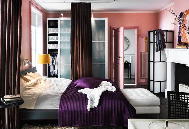 Фотография: Спальня в стиле Восточный, Интерьер комнат, IKEA – фото на INMYROOM