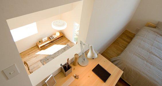 Фотография: Кухня и столовая в стиле Современный, Эко, Дом, Дома и квартиры, Япония – фото на INMYROOM