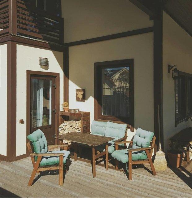 Фотография:  в стиле , Терраса, Гид, Дом и дача – фото на INMYROOM