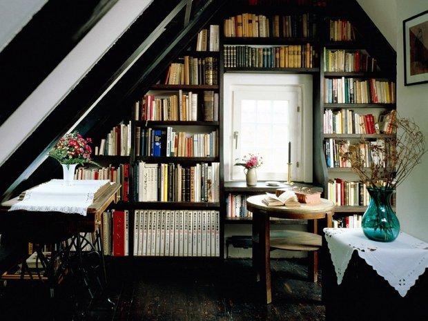 Фотография: Прочее в стиле , Дом, Чердак, Мансарда – фото на INMYROOM