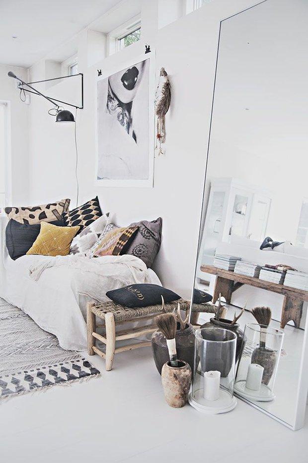 Фотография: Декор в стиле Скандинавский, Декор интерьера, Малогабаритная квартира, Декор дома – фото на INMYROOM