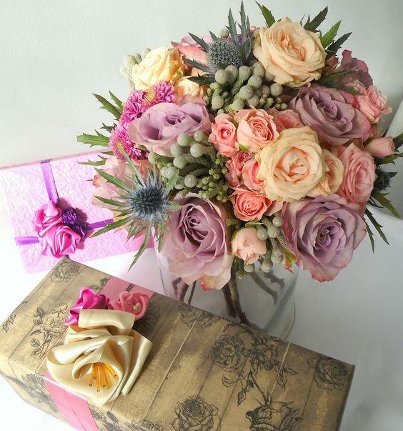 Фотография:  в стиле , Флористика, Стиль жизни, Советы, Цветы – фото на InMyRoom.ru