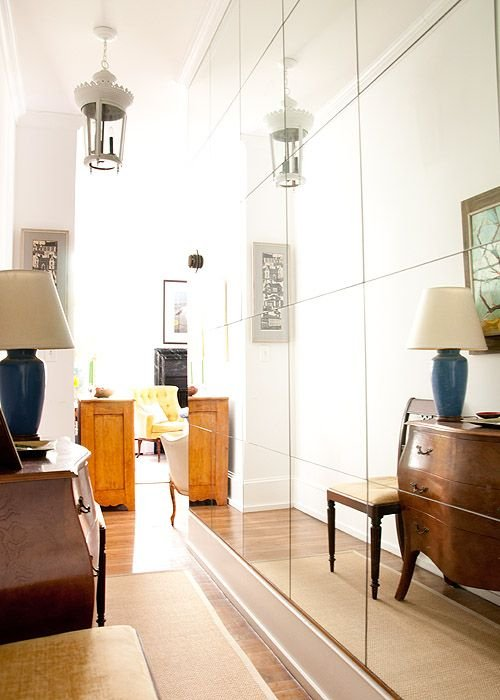 Фотография: Прихожая в стиле Прованс и Кантри, Малогабаритная квартира, Квартира – фото на INMYROOM