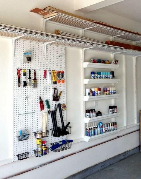 Фотография: Прочее в стиле Скандинавский, Дом и дача, как обустроить гараж, хранение в гараже, как обустроить дачный сарай, идеи для гаража – фото на INMYROOM