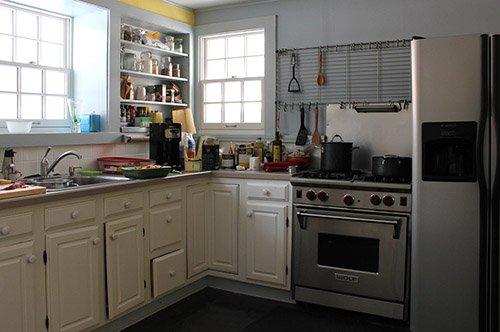 Фотография: Кухня и столовая в стиле Прованс и Кантри, Дом, Переделка, Дом и дача – фото на INMYROOM