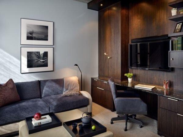 Фотография: Гостиная в стиле Современный, Эко, Декор интерьера, Мебель и свет, Советы – фото на INMYROOM