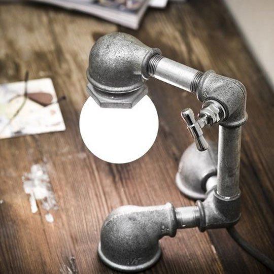 Фотография: Мебель и свет в стиле Лофт, Современный, Скандинавский, Декор интерьера – фото на INMYROOM