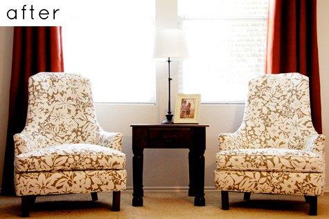 Фотография: Кухня и столовая в стиле Эклектика, Декор интерьера, DIY, Мебель и свет, Переделка, Кресло, Диван, Люстра, Комод, Зеркало, Стул, Холодильник, идеи переделки старой мебели, переделка старой мебели фото – фото на INMYROOM