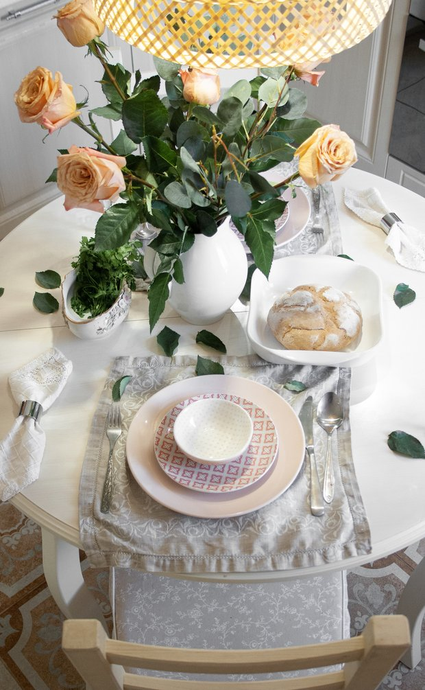 Фотография:  в стиле , Кухня и столовая, Советы, Екатерина Молчанова – фото на INMYROOM